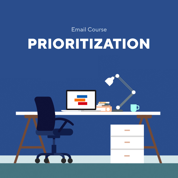 Email Couse - Prioritization