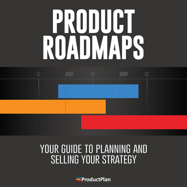 Product Roadmaps Book Cover