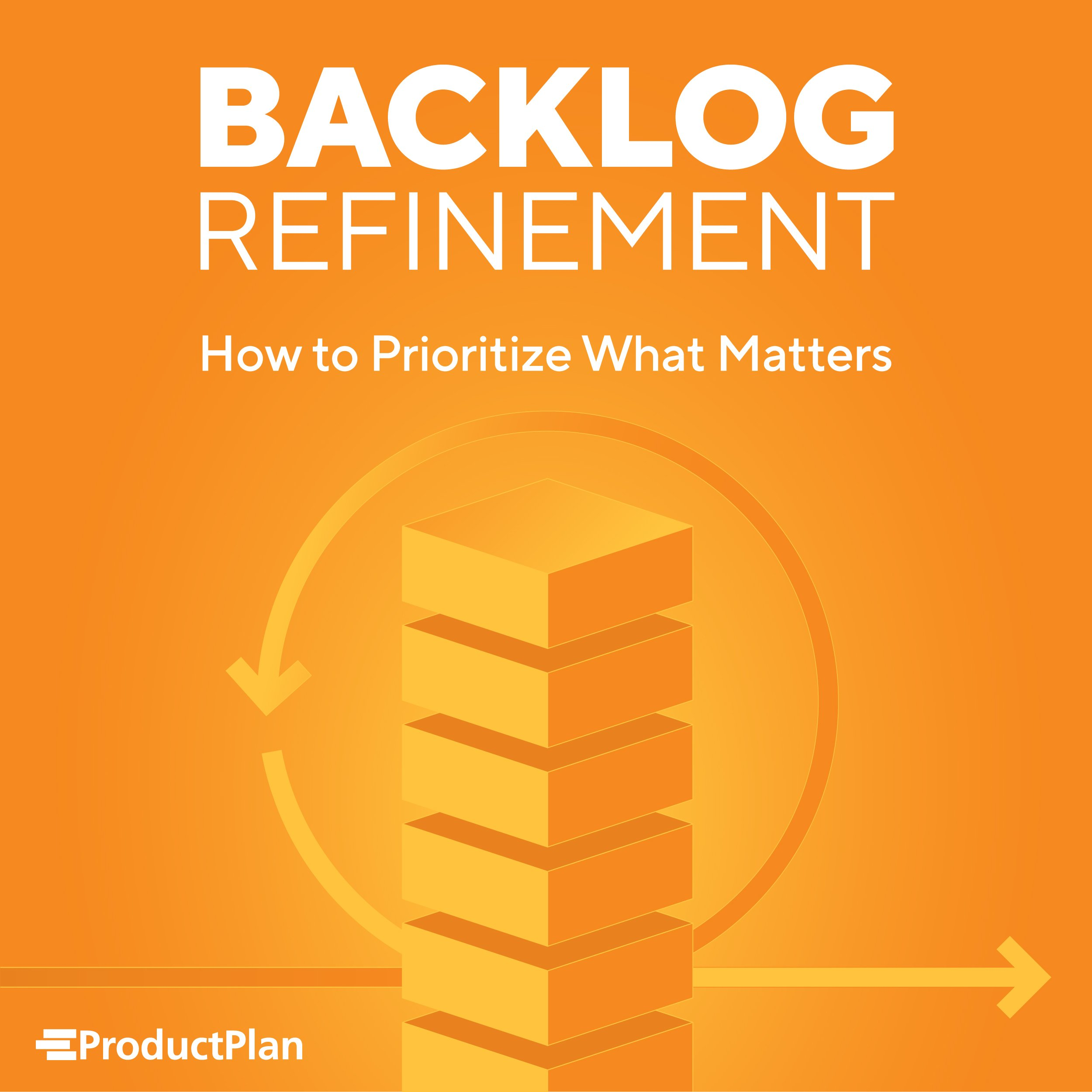 Backlog Refinement Cover