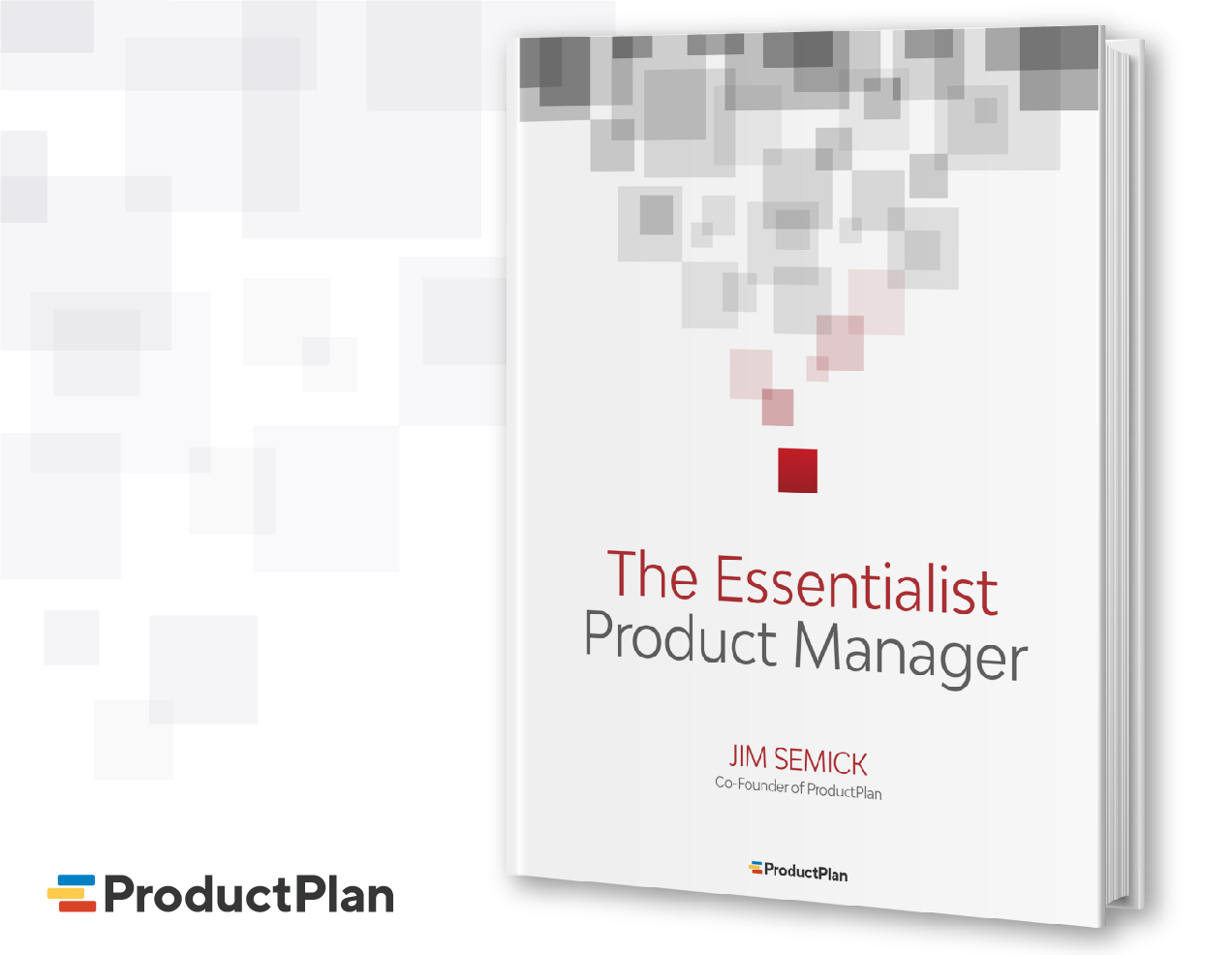 Essentialist Product Manager Landing Page