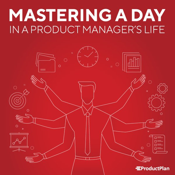 Mastering a Day in a PMs Life Cover