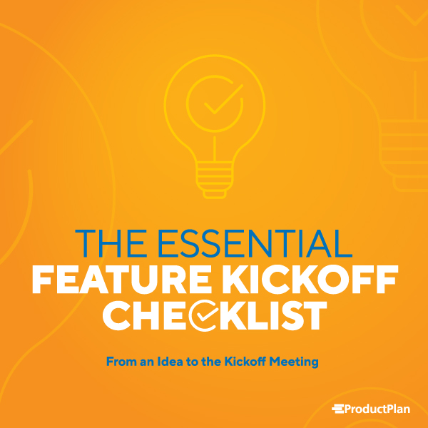 The Essential Feature Checklist