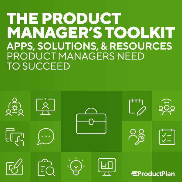 The Product Managers Toolkit